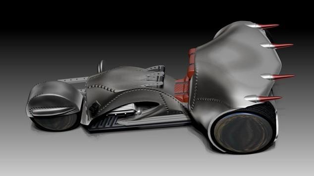 Rivet Motorcycle
