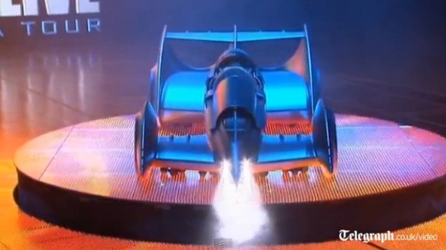 Gordon Murray's Batmobile