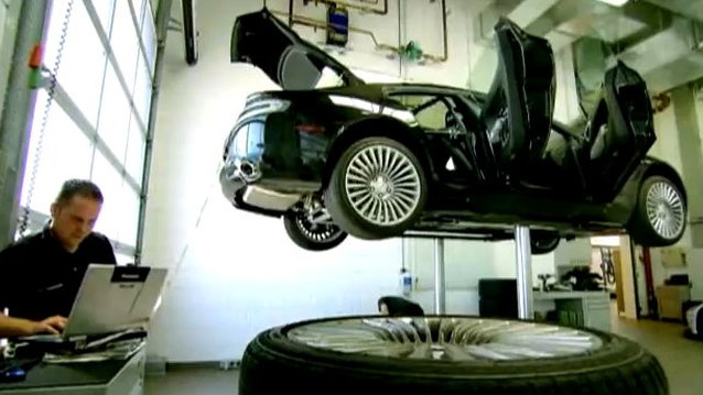 Video: Developing The Aston Martin Rapide