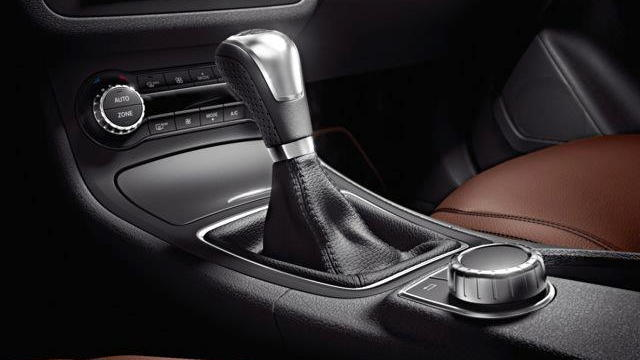 2012 Mercedes-Benz B-Class interior