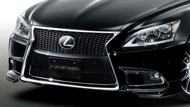 2013 Lexus LS Body Kit by TRD
