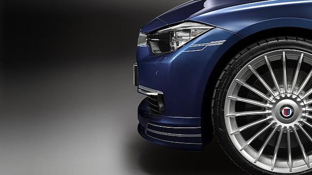 The 2013 Alpina B3 - image: Alpina
