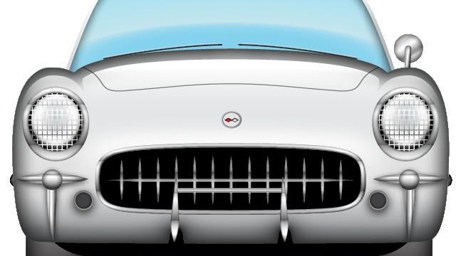 Automoji C1 Corvette