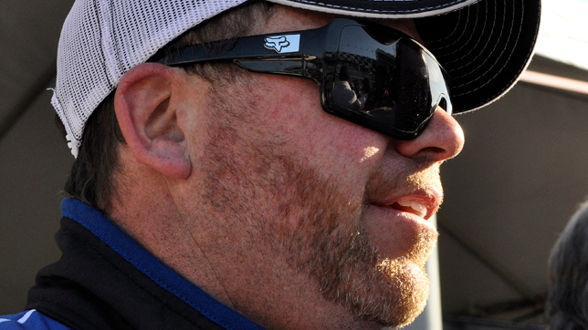 Michael Shank at Daytona - Anne Proffit photo