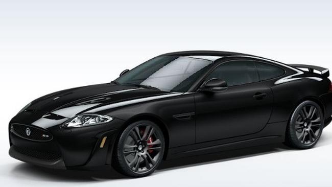 Jaguar XKR-S configurator