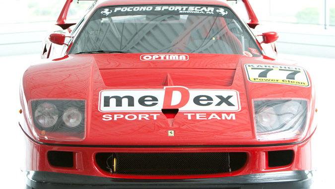 Ferrari F40 GTE