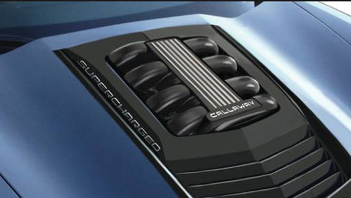 2014 Callaway Corvette SC610