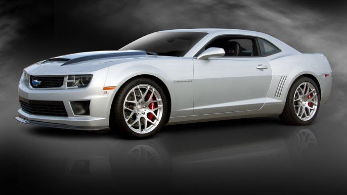 SLP Performance 2011 Chevrolet Camaro ZL1