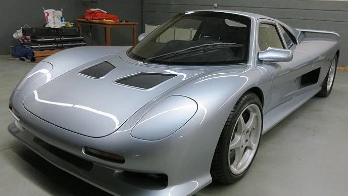 Ascari F/GT prototype