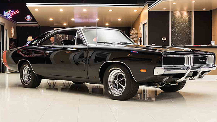 Classic Dodge Charger, photo by ClassicCars.com