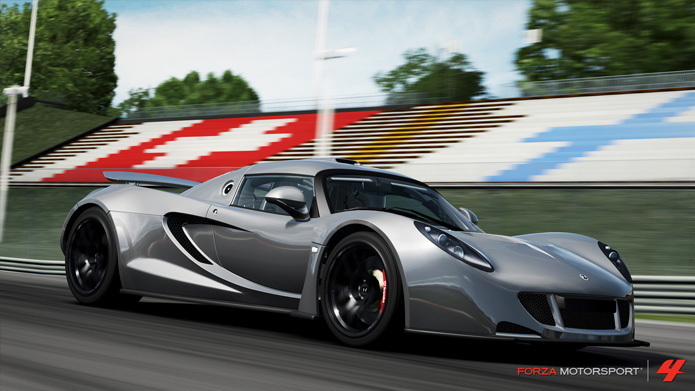 Forza Motorsport 4 May TopGear Car Pack