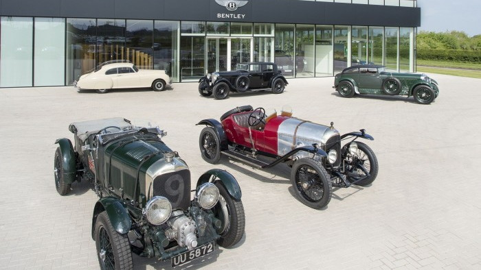 Bentley 'Team Blower'