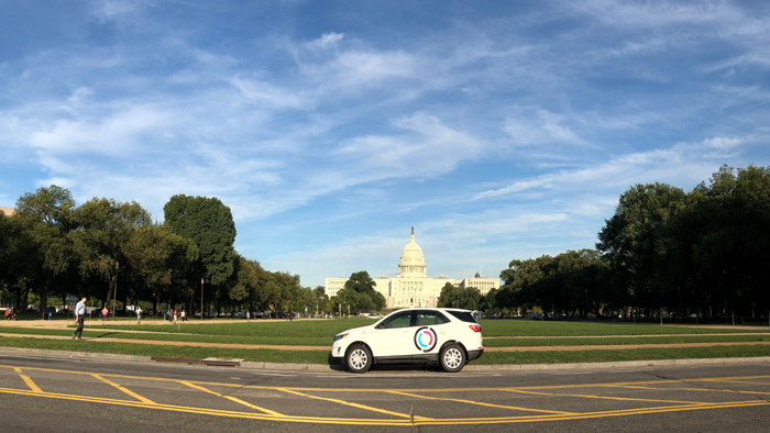 PSA Group starts its Free2Move car sharing service in Washington, DC