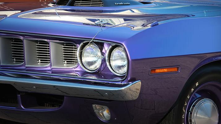1971 Plymouth Hemi 'Cuda convertible - image: Barrett-Jackson