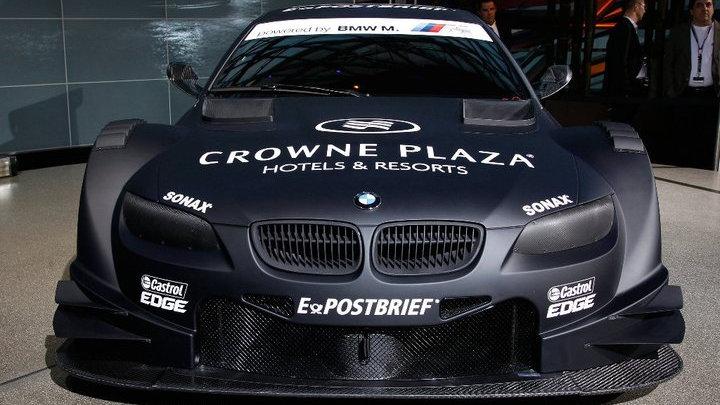 2012 BMW M3 DTM concept