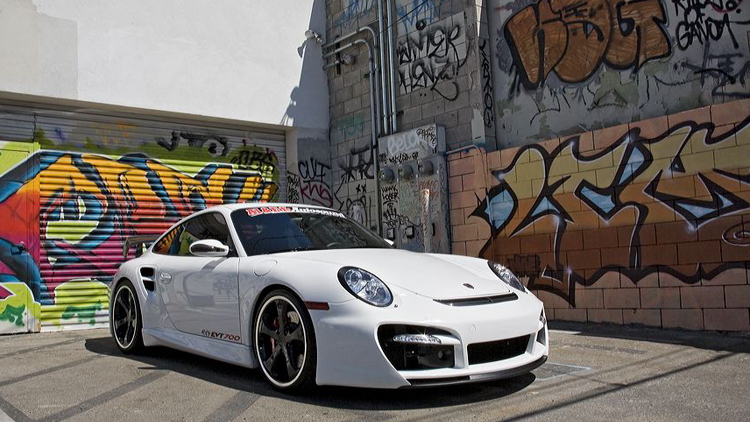 evolution motorsports evt700 997 porsche 911 turbo 012