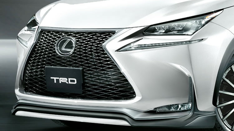 2015 Lexus NX TRD Body Kit