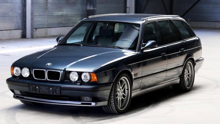 1995 BMW M5 Touring (Photo by Car Cave USA)