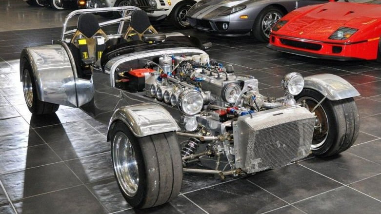 eBay find: Cosworth-powered Lotus 7