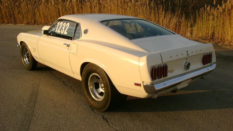 1969 Mustang Boss 429, for sale on eBay