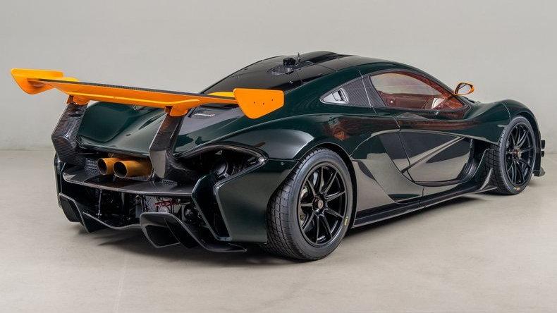 2016 McLaren P1 GTR for sale