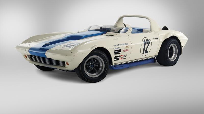 1963 corvette grand sport chassi 002 001