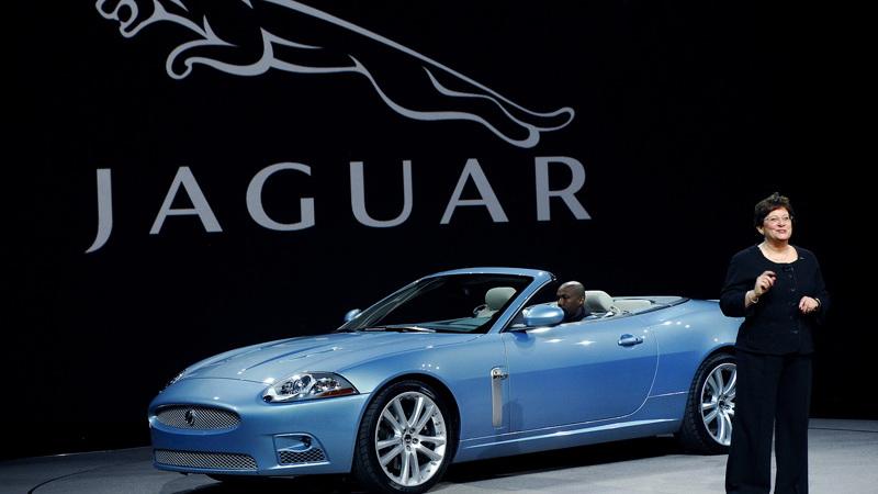 jaguar xkr con 2