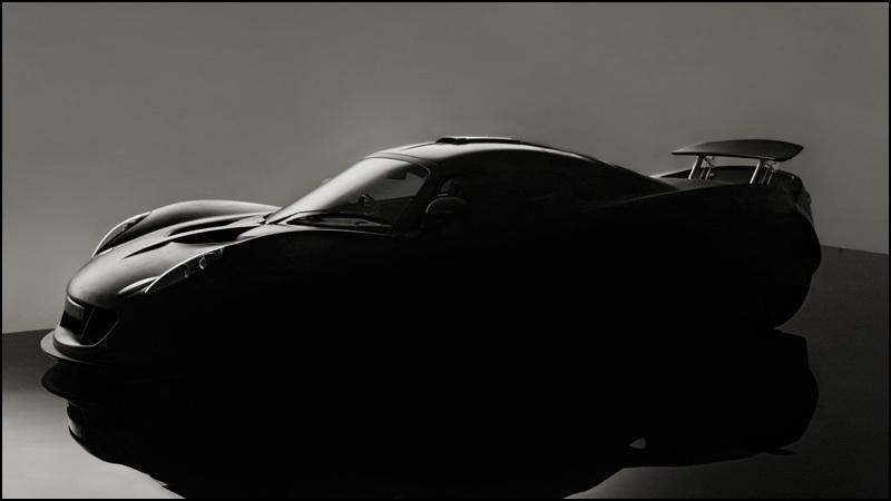 Hennessey Venom GT teaser image