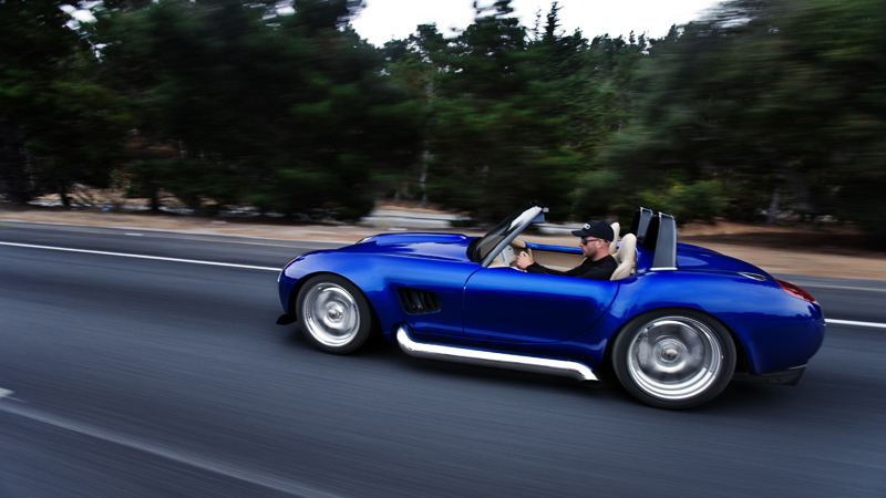 2011 ICONIC Motors AC Roadster