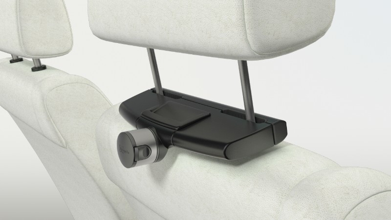 Vogel iPad car mounting kit