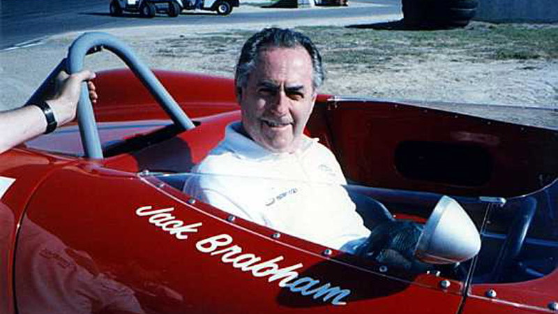 Sir Jack Brabham - Image: JackBrabham.com
