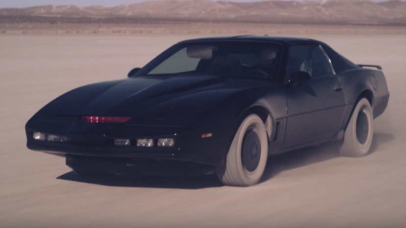 KITT From Knight Rider Heroes