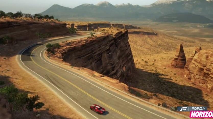 Forza Horizon preview