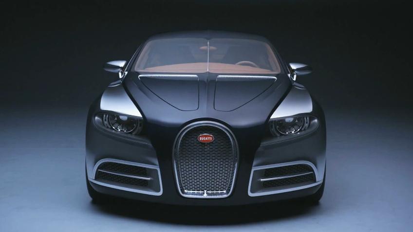 Bugatti's Galibier Concept