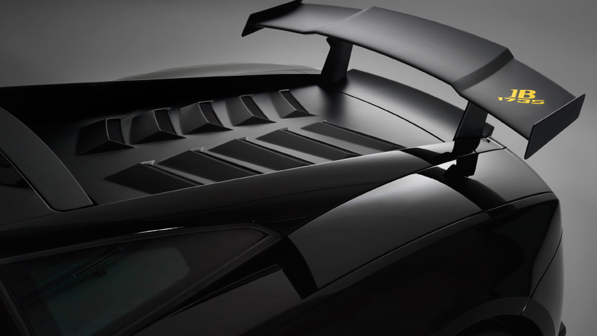 Lamborghini Gallardo Blancpain Edition