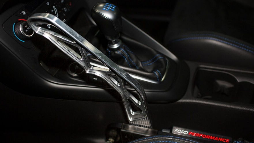 Ford Performance Drift Stick for the Ford Focus RS