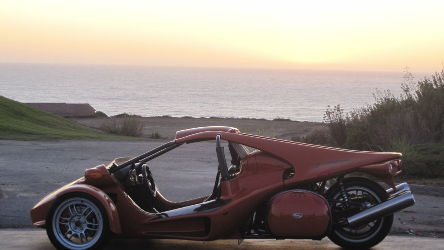 The Campagna T-Rex 14R - image: Campagna