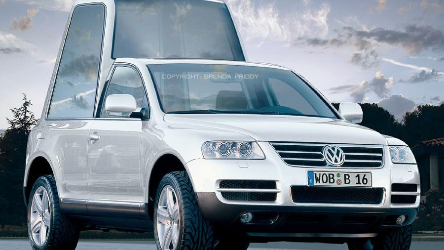 Volkswagen Popemobile