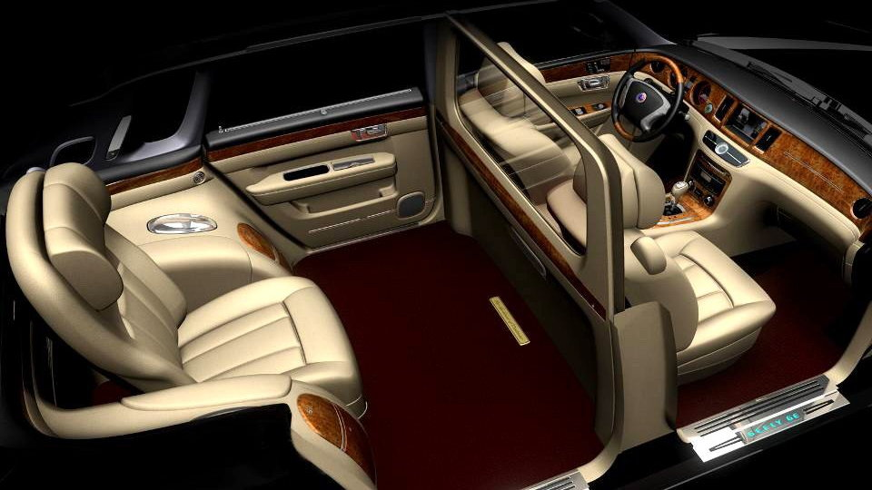 geely ge throne limo 002