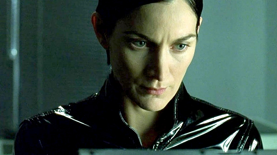 Trinity, professional hacker [from The Matrix]
