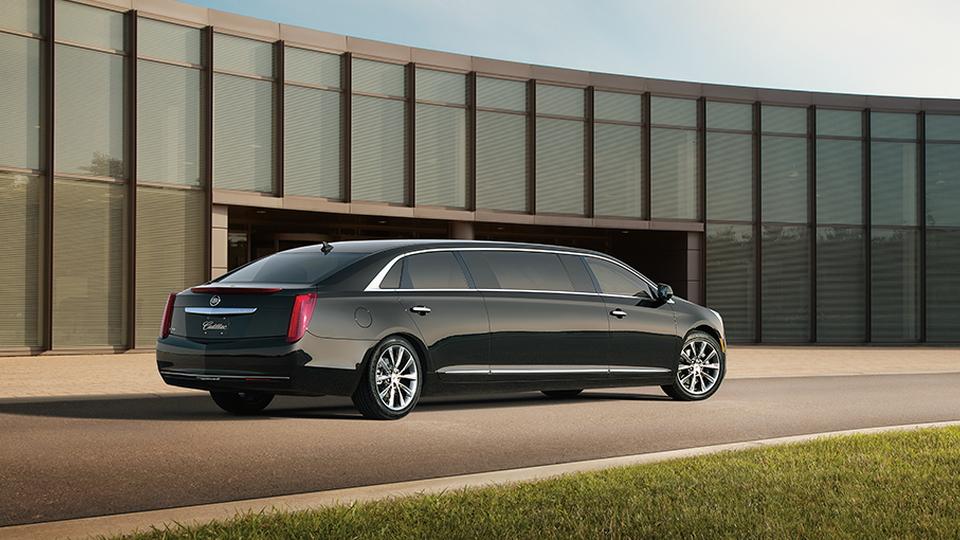 2014 Cadillac XTS Limousine