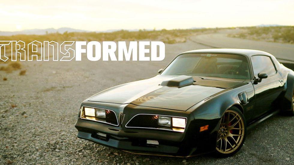 Transformed 1979 Pontiac Trans Am