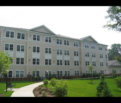 St. Paul Senior Living Apartments Design Inspirations