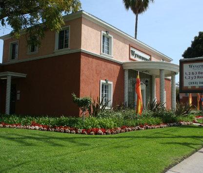 Image Of Wyvernwood Garden Apartments In Los Angeles Ca