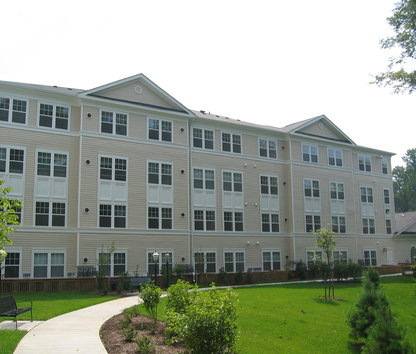 Image Of St. Paul Senior Living Apartments In Capitol Heights, MD