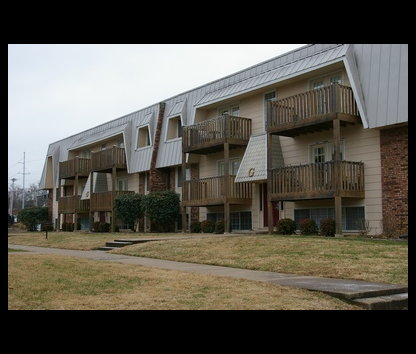 Image Of North Creekside Apartments (formerly Mansfield North Creekside) In  Fayetteville, AR