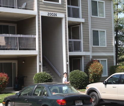 Oak Mill Apartments Germantown Md