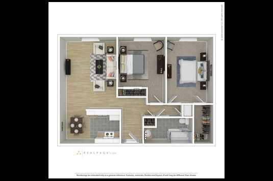 Charmant Image Of Hermitage Garden Apartments In Old Hickory, TN