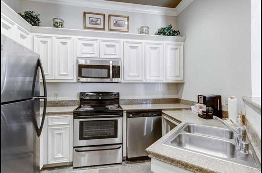 Image Of Millstone Apartments In Katy, TX