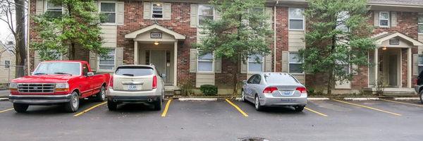 Preston Oaks Apartment